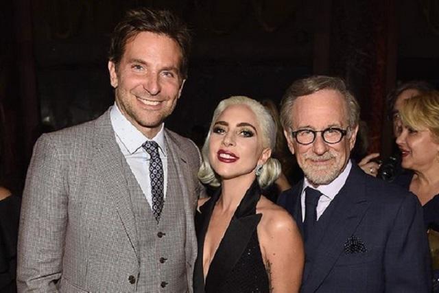 Foto confirmaría relación entre Lady Gaga y Bradley Cooper
