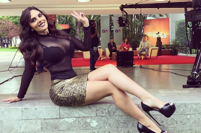 #LadyMalaPaga Acusan a conductora de Tv Azteca de no pagar sus deudas