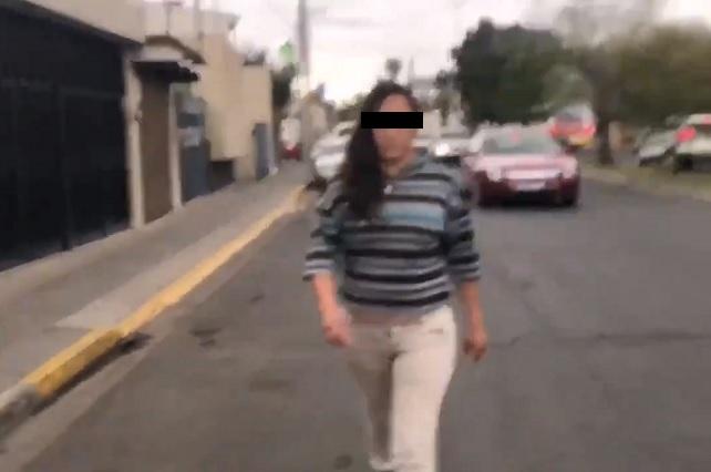 Lady Manoseada: Mujer deja en Oxxo a niños y golpea a un hombre