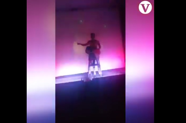 Lady Parras: Difunden nuevo video del show stripper con sexo en vivo