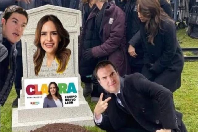 Crean memes por escándalo de Clara Luz, también llamada #LadySecta