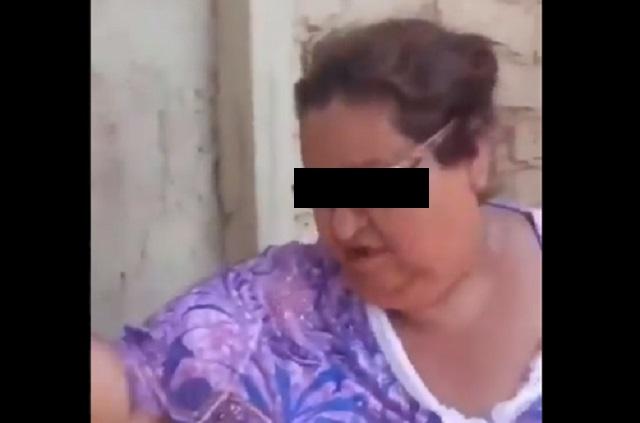 Lady Zote: Mujer desprecia despensa y dice que le dieron jabón para perros
