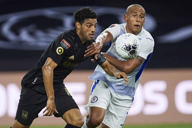 Carlos Vela y LAFC dejan fuera a Cruz Azul y avanzan a Semifinales