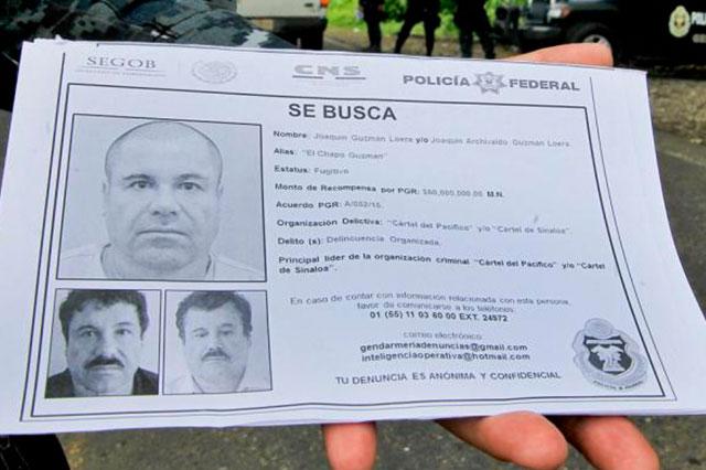 Ahora dicen que El Chapo está escondido en Patagonía, Argentina