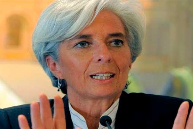Christine Lagarde logra reelegirse y dirigirá otros 5 años el FMI