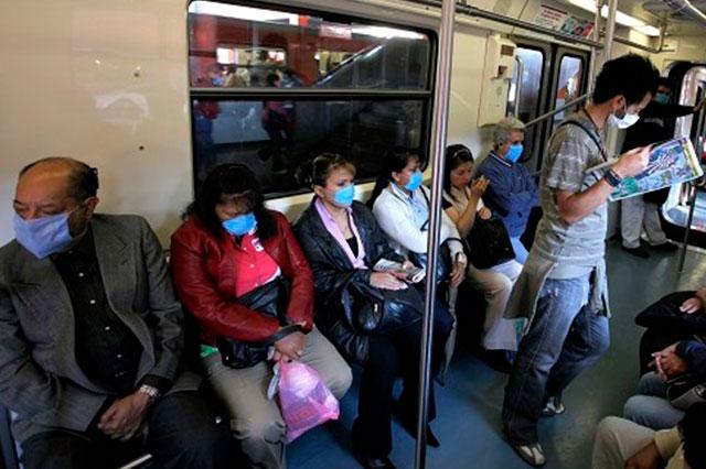 Repunta influenza en el país, van 277 muertes y 7 mil 236 contagios