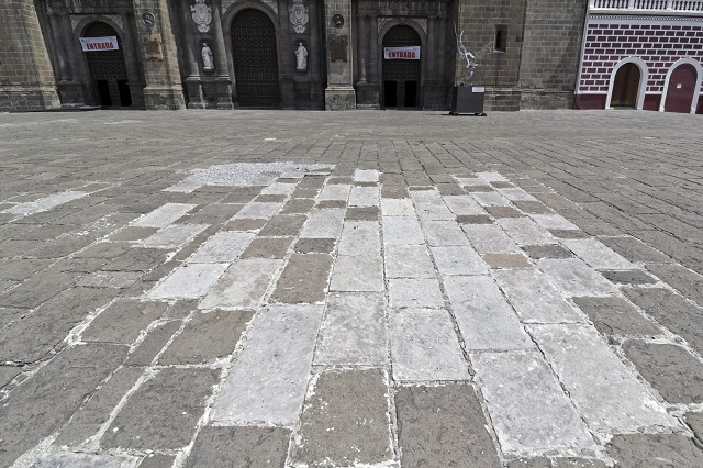 Justifica Barbosa daños a la Catedral por la Capilla Sixtina