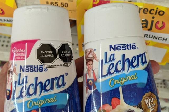 Chips, La Lechera, La Costeña: así es el nuevo etiquetado