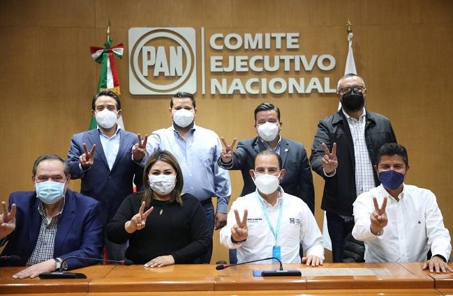Amarra Rivera Pérez candidatura del  PAN en la capital por tercera vez