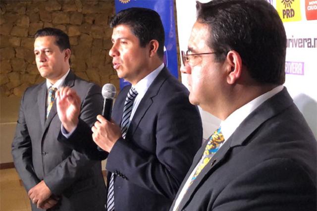 Efecto Obrador no dará a Morena la capital: Lalo Rivera