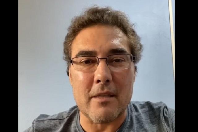 Eduardo Yáñez rompe el silencio y habla de su estado de salud