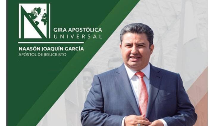 ¿Quién es  Naasón Joaquín García, el líder  de la Luz del Mundo?