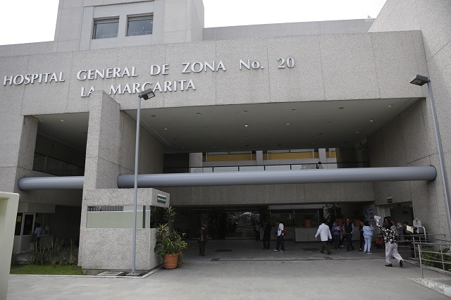 Toca al IMSS resolver invasión de áreas en La Margarita: Comuna