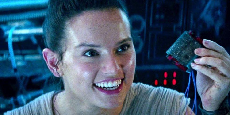 Daisy Ridley No Est 225 Segura De Seguir Interpretando A Rey
