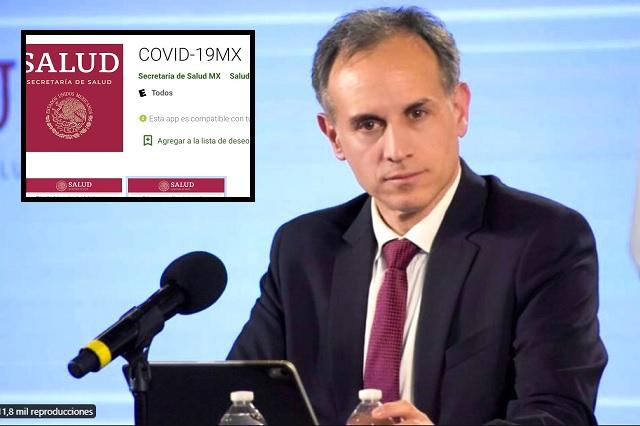 4T crea la app 'Covid-19MX' para mantenerte al tanto de la pandemia