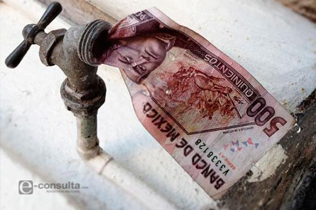 Condonan 1 300 mdp a municipios por descargas de agua