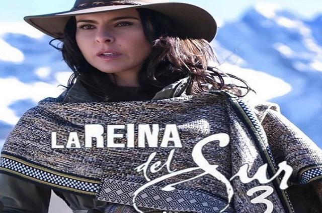 Kate del Castillo habla sobre tercera temporada de La Reina del Sur