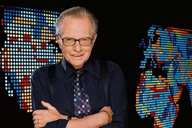 Muere el legendario periodista Larry King víctima de Covid-19