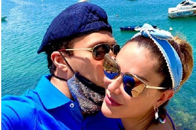 Ninel Conde alista los últimos detalles para su boda con Larry Ramos