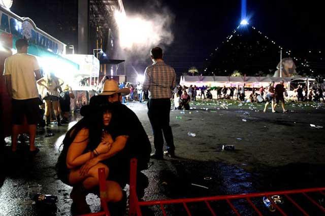 Masacre en Las Vegas: un sujeto mata a 50 personas y deja heridas a 200