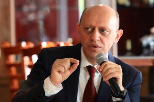 Minimiza Lastiri renuncia de Armenta y llama a apoyar a dirigencia del PRI