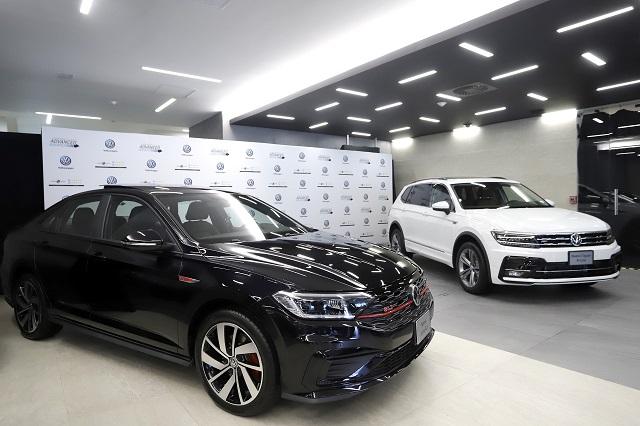 Venden VW y Audi en agosto 4 mil autos menos que en 2019