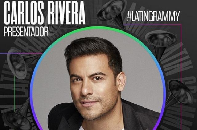 Carlos Rivera y Ana Brenda conducirán Latin Grammy 2021