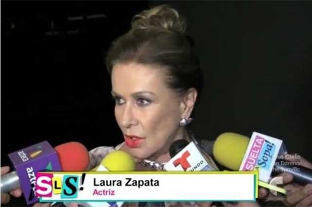 Puedo decir lo que me plazca, le responde Laura Zapata a Bozzo