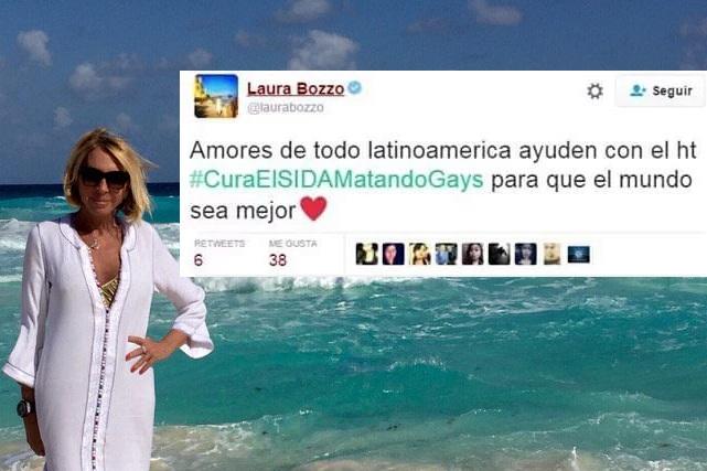 Laura Bozzo recibe duras críticas por polémicos tuits