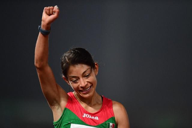 Laura Galván impone nuevo récord nacional en Tokio 2020