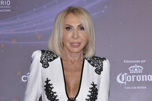 Laura Bozzo acude a declarar tras demanda de Gabriel Soto e Irina Baeva