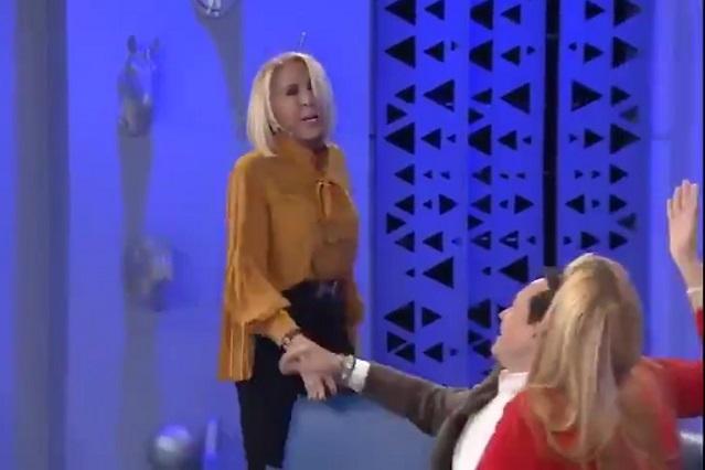 ¿Yolanda Andrade corrió a Laura Bozzo de programa de tv?