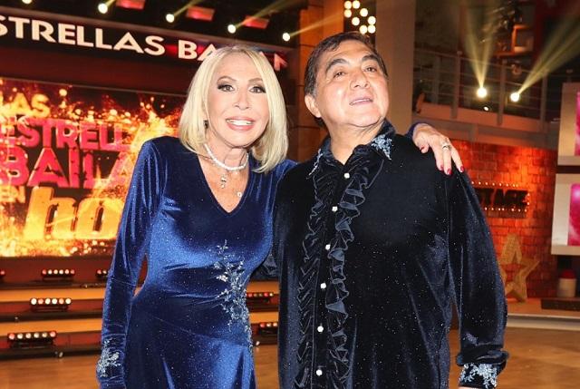 Laura Bozzo y Carlos Bonavides se despiden de Las estrellas bailan en Hoy