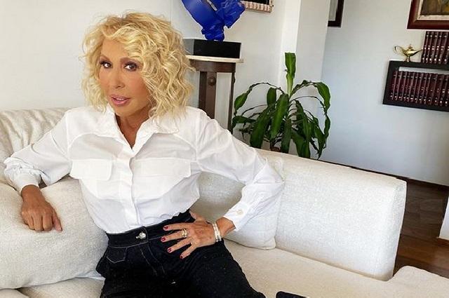 Laura Bozzo asegura que no pagará ni un peso a Gabriel Soto e Irina Baeva