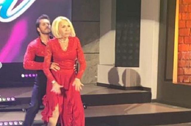 Laura Bozzo furiosa tras ser eliminada de concurso de baile de Hoy