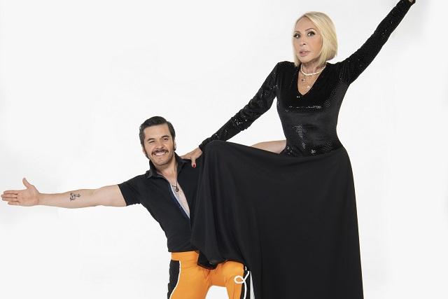 Laura Bozzo cambia de pareja en Las estrellas bailan en HOY