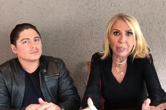 Ex de TvAzteca Paolo Botti busca ser alcalde y propone a Laura Bozzo al DIF