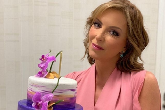 Laura Flores cambió la actuación por peluquería canina