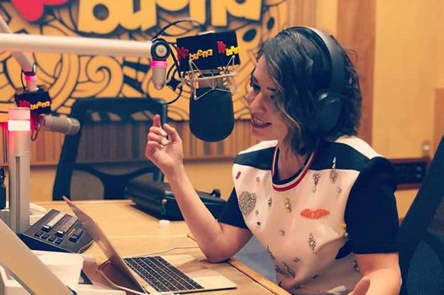 Laura G sale del aire con su programa Ke krees y sigue en Tv Azteca