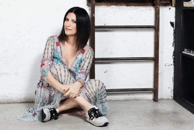 Laura Pausini dona 100 mil euros para apoyar a la Cruz Roja.