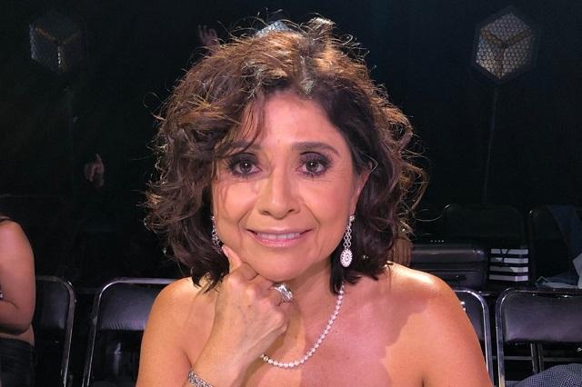 Ella es Laura Rubalcaba, juez de Mexicana Universal
