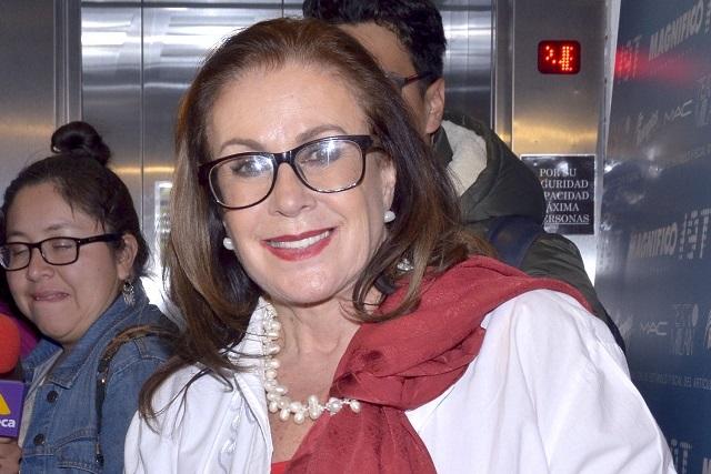 Laura Zapata llama gorda traicionera a senadora y ya le respondieron