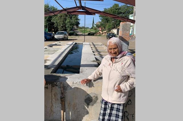 Vecinos logran dignificar lavaderos históricos en Metepec