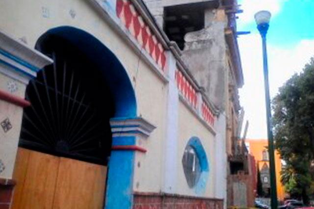 Maquinaria pesada pone en peligro lavaderos de almoloya for Oficina zona azul talavera
