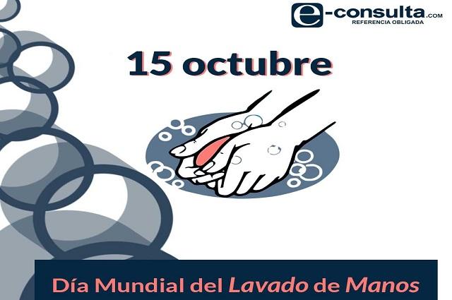 Día mundial del lavado de manos, acción contra el covid-19