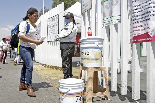 Sube a 14 el número de decesos por coronavirus en Puebla
