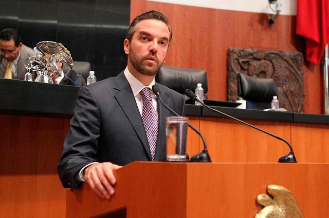 Acusan de lavado de dinero al ex senador del PAN, Jorge Luis Lavalle