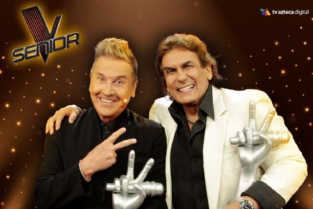 Omar Alexander fue el ganador de La Voz Senior, de Tv Azteca
