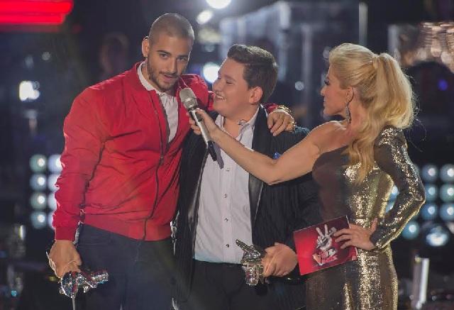 Eduardo Barba es el ganador de La Voz Kids