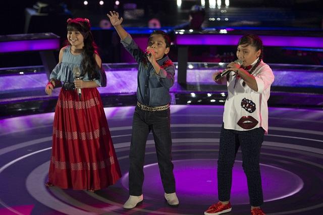 Inician Las Batallas de La Voz Kids y ellos son los 6 ganadores